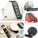 wholesale Bags & Travel accessories: Women Handbag, Quilted, Gold Chain T103