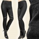 wholesale Trousers: 4021 WARM  Leggings, MATT  LATEX AND SLIDERS, ...