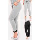 D26124 Bambus-Trainingshose für Damen, Fitness &am
