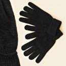 wholesale Gloves: C17407 Woolen Winter Men's Gloves