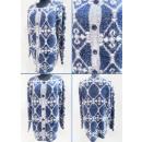 K46 Long cardigan, pull pour femme, modèle baroque