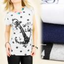 Großhandel Fashion & Accessoires: K298  Baumwollbluse,  TOP, DEEP IN DER ...