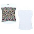 mayorista Ropa / Zapatos y Accesorios: Camisa de algodón para mujer, M - 2XL, blusa R144