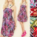 Großhandel Fashion & Accessoires: C1754  FANTASTISCHES,  SOMMERKLEID, ...