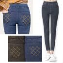 wholesale Jeanswear: Women Jeans, Treggings, Blue&Black, M-2XL, ...