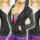 Großhandel Pullover & Sweatshirts: 4094 SPORT HOODY,  Sweatshirt, SPORT & CASUAL