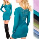wholesale Dresses: 4223 Wonderful  Dress, Lace Back, Brooch