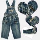 grossiste Vetements enfant et bebe: A19156 Pantalons pour filles, coton, jeans, salope