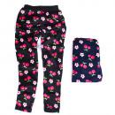 Großhandel Kinder- und Babybekleidung: Isolierte Hosen für Mädchen, 110-152, 4971