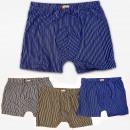Großhandel Dessous & Unterwäsche: 4786 Cotton Men Boxershorts, 4XL- 7XL, Gürtel
