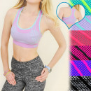 wholesale Lingerie & Underwear: 4075 TRENDY BRA,  TOP, FITNESS, GYM TRENDS