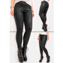 Großhandel Hosen: C17539 Warme Leggins, Brokat Leggings Chic ...
