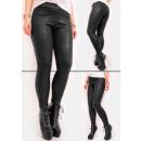 C17539 Warme legging, Brocade-legging chic en warm