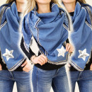 ingrosso Jeans: FL299 SUPER WRAP,  JEANS, stella lucente