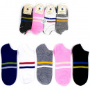 H106 Sneaker Socks, Cotton Women Socks, Belts
