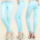 wholesale Belts: B16476 BEAUTIFUL  PANTS JEANS, SLIM LINE, BELT