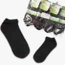 wholesale Fashion & Apparel: 4790 Classic Men's Socks, 43-47 Black
