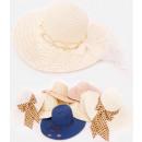 B10A72 Big Beach Hüte, Sommer, Mix Patterns