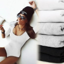 wholesale Fashion & Apparel: Body, Long Sleeve, coton , D26133