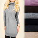 wholesale Fashion & Apparel: A1974 Loose Dress  Tunic, Impressive Golf, Wool