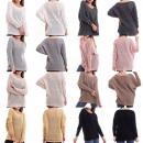 mayorista Ropa / Zapatos y Accesorios: Suéter holgado, túnica, manga murciélago, UNI A816