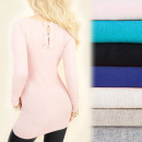 wholesale Pullover & Sweatshirts: C22144 Romantic  Sweater, Charming Bows, Cashmere