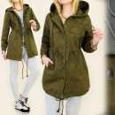 wholesale Coats & Jackets: BI285 SPRING,  COTTON JACKET, CITY FREE STYLE