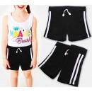 C1937 Kids Shorts on Classes PE, 122-15 Boy & Girl