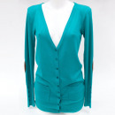 wholesale Pullover & Sweatshirts: Cashmere Women Cardigan with Patches S-XL, 4876