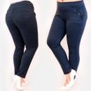 Großhandel Hosen: C17651 Komfortabel, Damenhose, Übergröße