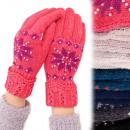 wholesale Gloves: 4207 Winter,  woolen gloves, Norwegian pattern