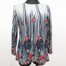 wholesale Shirts & Blouses: Blouse, Large Size, Pattern L-4 XL K2776