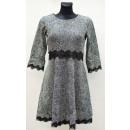 Großhandel Gürtel: B523 Kleid der  Frauen, VT-16080, M bis 3XL