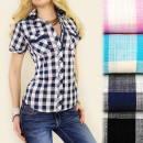 BI401 BEAUTIFUL SHIRT, EFFICIENT GRILLE, COLLAR