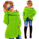 groothandel Fournituren & naaigerei: PL2 Coiling Sweater Spaans, wol, oversized