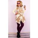 A832 Stílusos kardigán, női pulóver, kabát