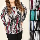 mayorista Ropa / Zapatos y Accesorios: 4138 elegante  túnica de la blusa de gran tamaño, g