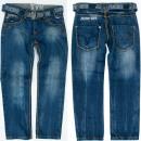 nagyker Ruha és kiegészítők: Pants Boys Jeans, 10-16 éves, A19245