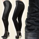 wholesale Trousers: 4016 WARM AND  COMFORTABLE  Leggings, LATEX ...