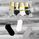 Großhandel Strümpfe & Socken: 4336 Damensocken aus Baumwolle, Classic 36-38