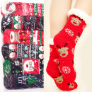 wholesale Stockings & Socks: Women's Thick Socks with Fur, ABS, 4933