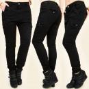 ingrosso Ingrosso Abbigliamento & Accessori: B16426 pantaloni  di cotone, SIGNORA STILE HIP HOP