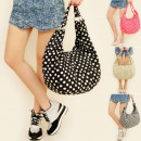 T28 BIG BAG POLKA  DOTS, STADT STYLE, SHOPPER TASCH
