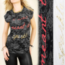 wholesale Fashion & Mode: K302 COTTON  BLOUSE, TOP, MEAN TO SPARKLE