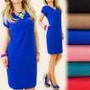 K110 ELEGANT,  CLASSIC WOMEN'S DRESS