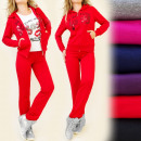 groothandel Sportkleding: BB60 TRACKSUIT,  SET 3 PARTS, joggen, FITNESS MIX