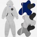 Großhandel Kinder- und Babybekleidung: A19130 Sportlicher Trainingsanzug für Jungen, Set
