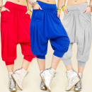 3831 MEGA PANTS,  BAGGY, HAREM, loose slacks MIX