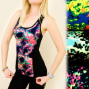 wholesale Shirts & Tops: FL450 SPORT TOP,  BOXER, GALACTIC, MILKY WAY