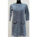 wholesale Haberdashery & Sewing: B284, dresses for  women, MELANŻ CHIC, BUTTONS MIX